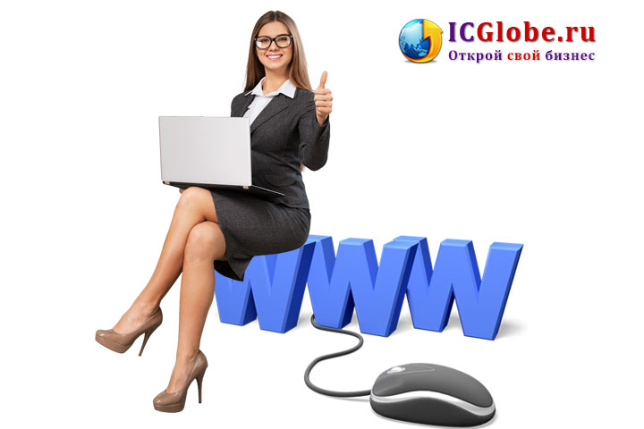 Работа на дому для женщин, бизнес через Интернет
